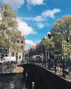 throwback to amsterdam I miss this city so much