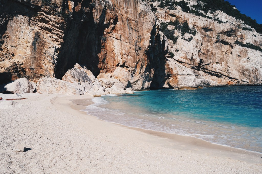 The Most Spectacular Beach of Sardinia: Cala Mariolu