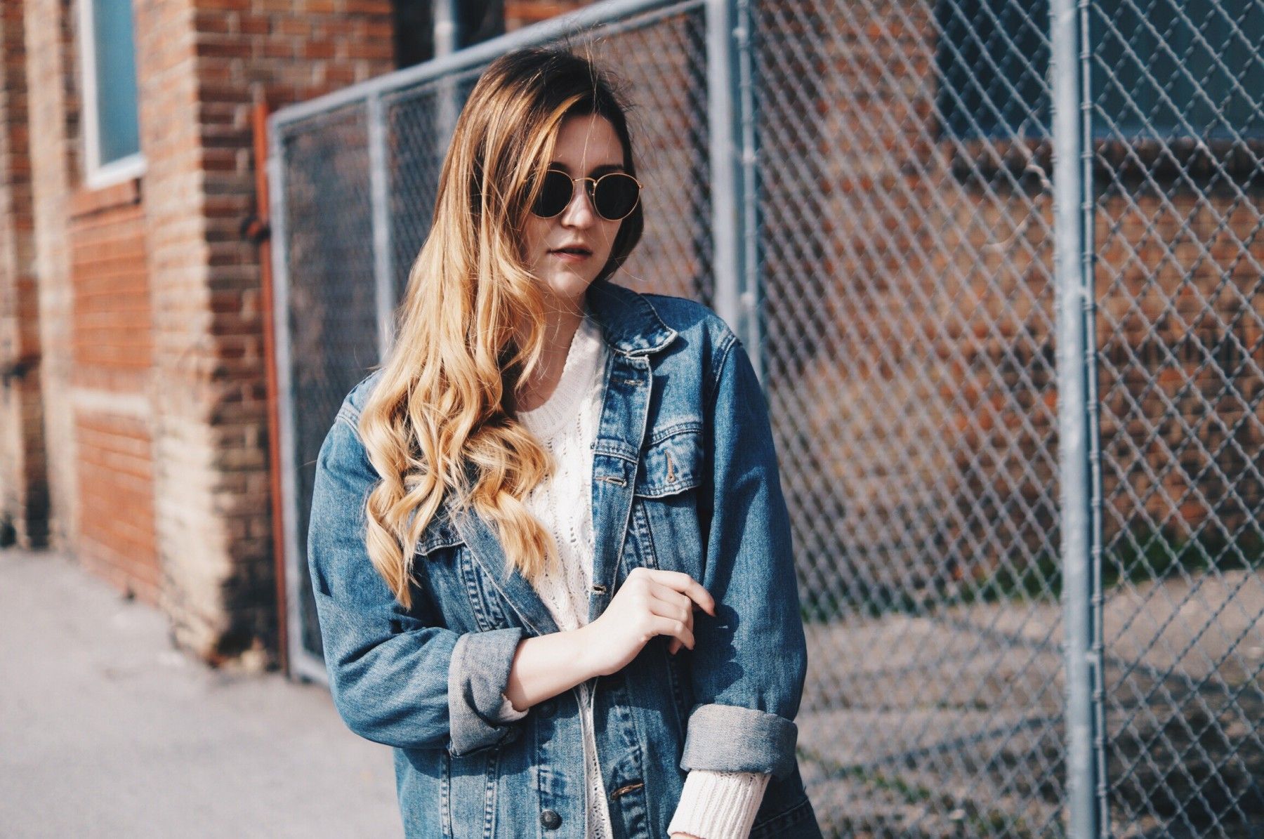 denim on denim look 3