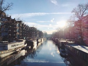 last weekend in amsterdam beautifulday