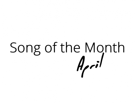 songofthemonthapril