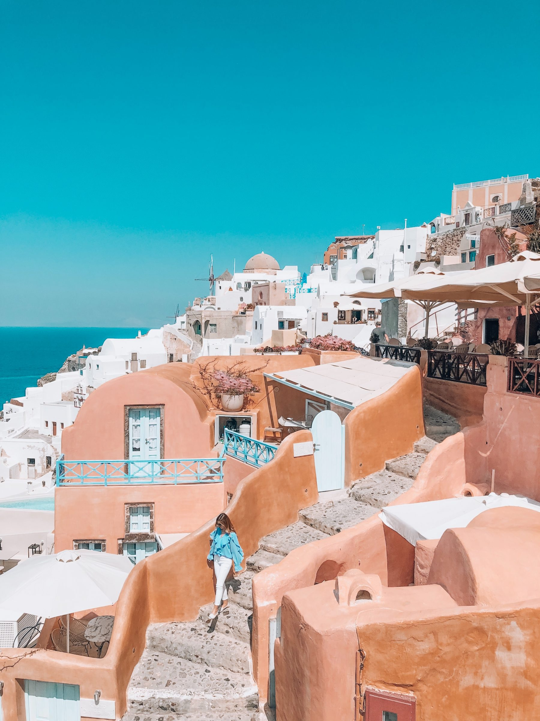 Santorini in Low Season 1
