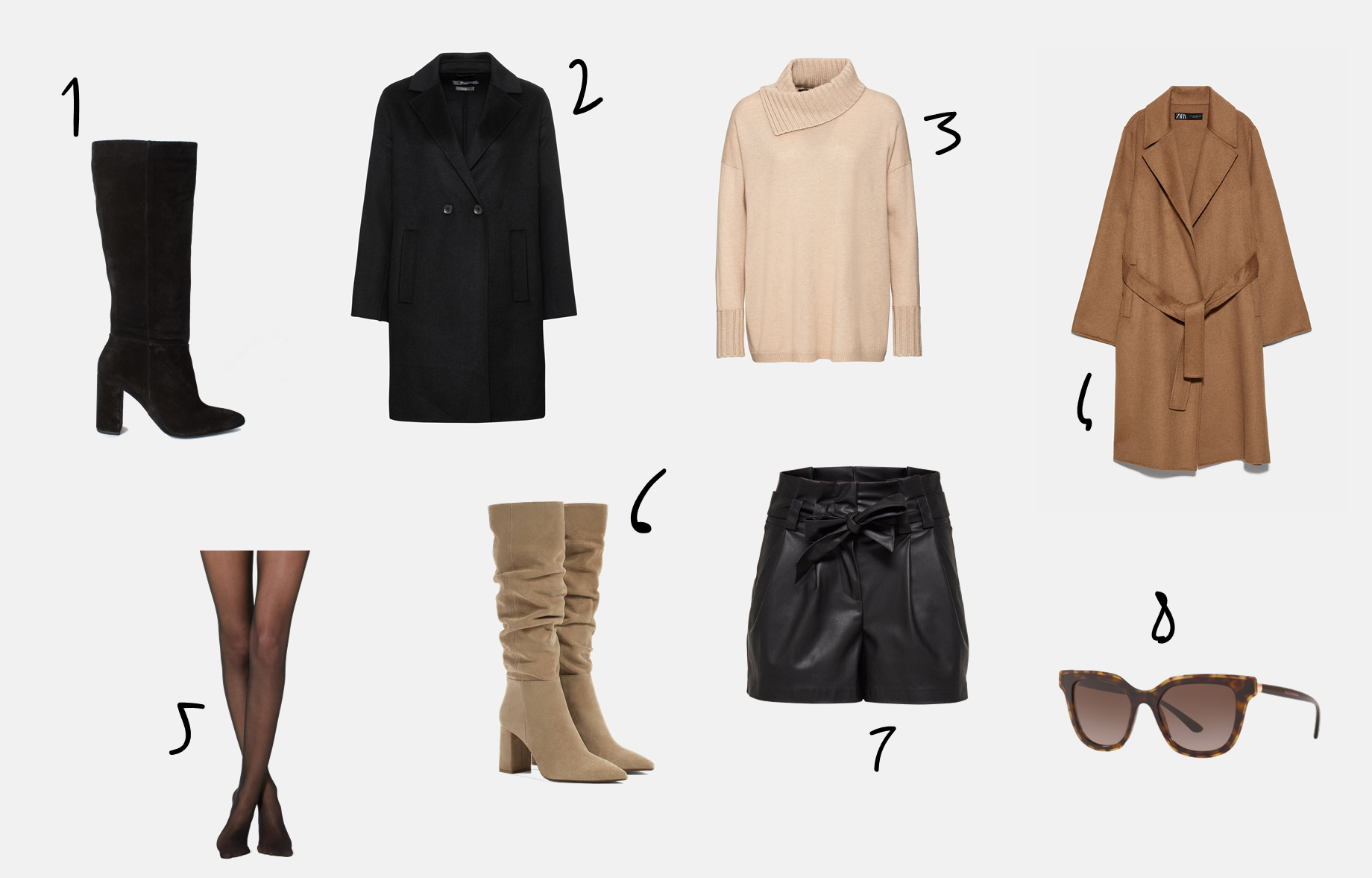 Herbst Outfit Must Haves